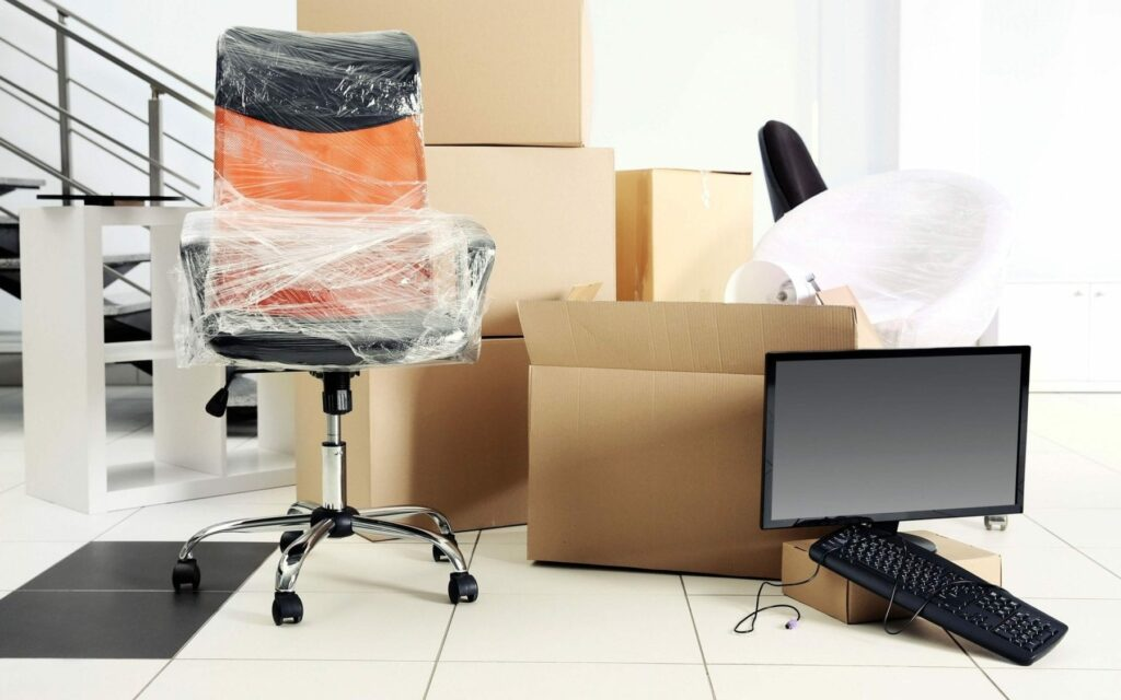 Office Relocation Tips for Companies | Dynamic Move CA
