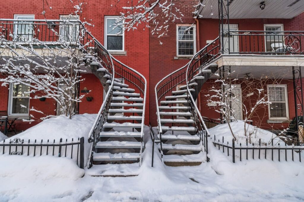Montreal Moving | Tips For Winter Moving